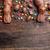 chocolade · Easter · Bunny · eieren · houten · heerlijk · ei - stockfoto © tommyandone