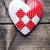 liefde · hart · opknoping · string · shot · houten - stockfoto © tommyandone
