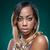 anziehend · schwarze · Frau · tragen · golden · Kette · Schönheit - stock foto © tommyandone