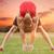 homme · étage · fitness · santé · gymnase - photo stock © tommyandone
