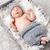 красивой · внутри · корзины · плетеный · ребенка - Сток-фото © tommyandone