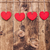 愛 · 心 · 絞首刑 · 文字列 · ショット · 木製 - ストックフォト © tommyandone