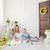 母親 · 子 · イースターエッグハント · ホーム - ストックフォト © tommyandone