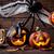 tradizionale · scary · halloween · vacanze · fuoco - foto d'archivio © tommyandone