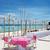 díszlet · tengerpart · Fülöp-szigetek · vakáció · égbolt · nap - stock fotó © tommyandone