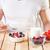 овсяный · гранола · Ягоды · йогурт · домашний - Сток-фото © tommyandone