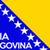 Bosnia · Herzegovina · bandera · fragmento · textura · pared - foto stock © tony4urban