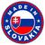 Eslováquia · assinar · negócio · metal · espaço - foto stock © tony4urban