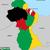 harita · bayrak · Guyana · yalıtılmış · beyaz - stok fotoğraf © tony4urban