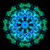 kaléidoscope · ordinateur · généré · motif · de · fleur · illustration - photo stock © tony4urban
