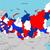russia map stock photo © tony4urban