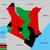 Kenya · térkép · nagy · méret · vidék · fekete - stock fotó © tony4urban