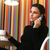 сидят · диван · говорить · телефон · детей - Сток-фото © toocan