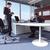 üzletasszony · férfi · dolgozik · iroda · üzlet · arc - stock fotó © toocan