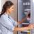 женщину · холодильник · девушки · красоту · кухне - Сток-фото © toocan