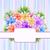 flores · listrado · mães · dia · aniversário · aniversário - foto stock © toots