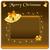 natal · ouro · arco · marrom · estrelas · cópia · espaço - foto stock © toots