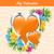 oranje · liefde · harten · bloemen · valentijnsdag · moeders - stockfoto © toots