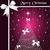 árvore · de · natal · prata · arcos · neve · estrelas - foto stock © toots