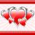 Rood · liefde · harten · valentijnsdag · moeders · dag - stockfoto © toots
