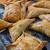 indiai · csirkés · curry · tálca · tányér · ujj · bárány - stock fotó © trexec