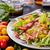 salade · spek · basilicum · gezonde · vegetarisch · witte - stockfoto © trexec