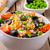 pirinç · salata · bileşen · akşam · yemeği · limon · domates - stok fotoğraf © trexec