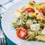 riso · insalata · tonno · pesce · pomodoro · alimentare - foto d'archivio © trexec