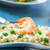 aardappelsalade · vers · komkommer · komkommers · radijs · voedsel - stockfoto © trexec