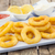 морепродуктов · Салат · кольцами · кальмар · помидоров · мята - Сток-фото © trexec
