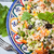 vegetariano · ensalada · frescos · estilo · hortalizas · tazón - foto stock © trexec
