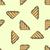 club sandwich colored seamless pattern stock photo © trikona