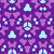 purple violet blue color abstract geometric seamless pattern stock photo © trikona