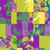 kleur · abstract · kleurrijk · illustratie · business - stockfoto © trikona