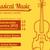 klasik · müzik · konser · poster · şablon · bant · ad - stok fotoğraf © trikona