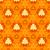 orange yellow color abstract geometric seamless pattern stock photo © trikona