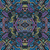 naadloos · psychedelic · patroon · decoratief · textuur · vector - stockfoto © trikona