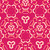 red pink color abstract geometric seamless pattern stock photo © trikona