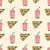быстрого · питания · Кубок · соды · соломы · иллюстрация · смешные - Сток-фото © trikona