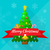 デザイン · 抽象的な · ベクトル · クリスマス · 装飾 - ストックフォト © trikona
