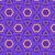 violet purple orange color abstract geometric seamless pattern stock photo © trikona