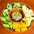 mushroom chili sauce and vegetable thai food stock photo © tungphoto