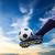 サッカーボール · 草 · 黒 · サッカー · 抽象的な · 自然 - ストックフォト © tungphoto