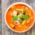 vermelho · caril · frango · arroz · filé · jantar - foto stock © tungphoto