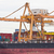 pojemnik · zmierzch · statków · rotterdam · dzień · noc - zdjęcia stock © tungphoto