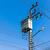 elétrico · torre · utilidade · pólo · poder · nublado - foto stock © tungphoto