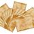 oude · vintage · papier · geïsoleerd · witte · textuur - stockfoto © tungphoto