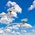 aire · libre · cctv · cámara · cielo · azul · seguridad · cielo - foto stock © tungphoto