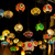 mosaic turkish style lanterns stock photo © tungphoto