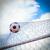 piłka · nożna · cel · netto · piłka · nożna · sportu · lata - zdjęcia stock © tungphoto